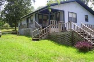 Dixie's Lake House, 1575 Calhoun Drive, Abbeville, AL – Waterfront w/ Dock