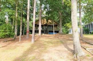 Pop's Cabin, 362 Jenny Lynn Lane, Georgetown, GA – Waterfront w/ Dock